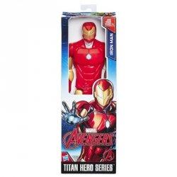 HASBRO AVENGERS TITAN HERO IRON MAN 30CM C0756 4+