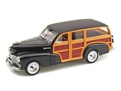 WELLY CHEVROLET FLEETMASTER 1948 SKALA 1:24 3+
