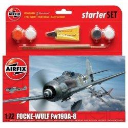 AIRFIX FOCKE WULF 190A-A 55110 SKALA 1:72