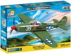 COBI KLOCKI BELL P-39 AIRACOBRA 5540 6+