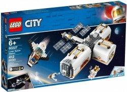 LEGO CITY STACJA KOSMICZNA NA KSIĘŻYCU 60227 6+
