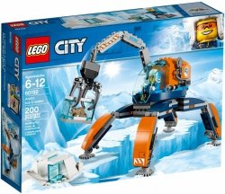 LEGO CITY ARKTYCZNY ŁAZIK LODOWY 60192 6+