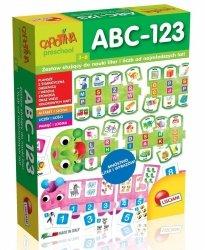 LISCIANIGIOCHI CAROTINA ABC - 123 3+