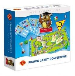 ALEXANDER GRA PRAWO JAZDY ROWEROWE 7+