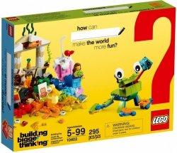 LEGO BRAND CAMPAIGN PRODUCTS ŚWIAT PEŁEN ZABAWY 10403 5+