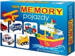 ADAMIGO MEMORY POJAZDY 3+
