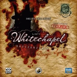 GALAKTA GRA LISTY Z WHITECHAPEL: DROGI SZEFIE 13+