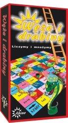 ABINO GRA WĘŻE I DRABINY 5+