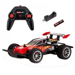 CARRERA RC BUGGY FIRE RACER 2 SKALA 1:20 6+