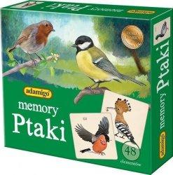 ADAMIGO GRA MEMORY PTAKI 5+