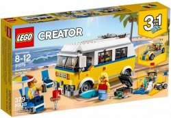 LEGO CREATOR VAN SURFERÓW 31079 8+