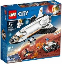 LEGO CITY WYPRAWA BADAWCZA NA MARSA 60226 5+