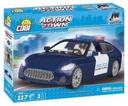 COBI ACTION TOWN PATROL POLICYJNY 1548 5+