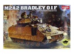ACADEMY M2A2 BRADLEY O.I.F. SKALA 1:35 8+