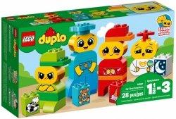 LEGO DUPLO MOJE PIERWSZE EMOCJE 10861 18M+