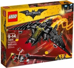 LEGO BATMAN MOVIE BATWING 70916 9+