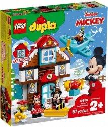 LEGO DUPLO DOMEK WAKACYJNY MIKIEGO 10889 2+