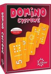 ABINO GRA DOMINO CYFROWE 4+