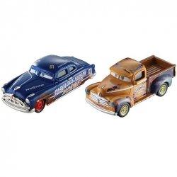 MATTEL AUTA CARS 3 DWUPAK SMOKEY & HUDSON HORNET DXW01 3+