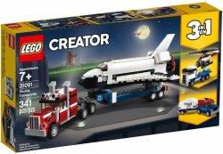 LEGO CREATOR TRANSPORTER PROMU 31091 7+