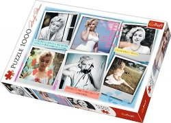 TREFL 1000 EL. FOTOGRAFIE MARILYN MONROE PUZZLE 12+