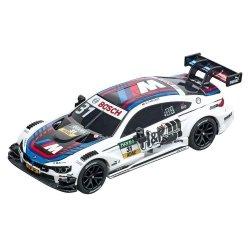CARRERA AUTO GO!!! BMW M4 DTM T. BLOMQVIST, NO. 31 6+