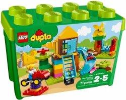 LEGO DUPLO DUŻY PLAC ZABAW 10864 2+