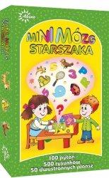 ABINO GRA MINI MÓZG STARSZAKA 4+