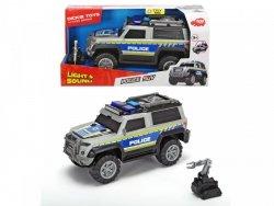 DICKIE AUTO POLICJA SUV SREBRNY 30CM 3+