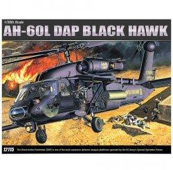ACADEMY MH-60L DAP BLACK HAWK SKALA 1:35