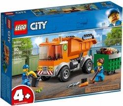LEGO CITY ŚMIECIARKA 60220 4+