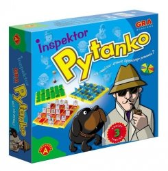 ALEXANDER GRA INSPEKTOR PYTANKO 5+