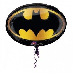 AMSCAN BALON FOLIOWY SUPER SHAPE XL BATMAN 3+