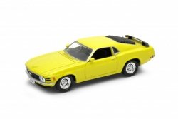 WELLY FORD 1970 MUSTANG BOSS 302 SKALA 1:34