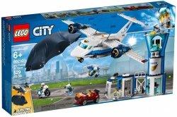 LEGO CITY BAZA POLICJI POWIETRZNEJ 60210 6+