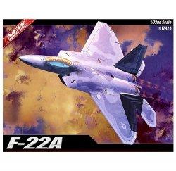ACADEMY F-22 A RAPTOR SKALA 1:72