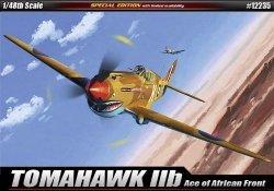 ACADEMY P-40C TOMAHAWK IIB SKALA 1:48