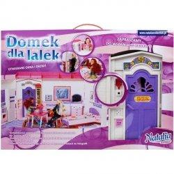 ARTYK NATALIA DOMEK DLA LALEK 3+