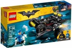 LEGO BATMAN MOVIE ŁAZIK PIASKOWY BATMANA 70918 7+