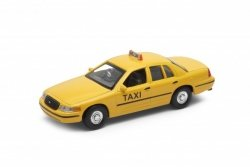 WELLY FORD 1999 CROWN VICTORIA, TAXI SKALA 1:34