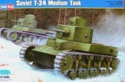 HOBBY BOSS SOVIET T-24 MEDIUM TANK 82493 SKALA 1:35
