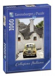 RAVENSBURGER 1000 EL. KOLEKCJA ITALIANA ALBEROBELLO PUZZLE 14+