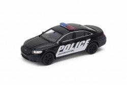 WELLY FORD POLICE INTERCEPTOR SKALA 1:34
