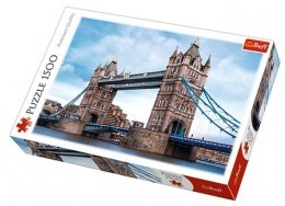 TREFL 1500 EL. TOWER BRIDGE NAD TAMIZĄ PUZZLE 12+