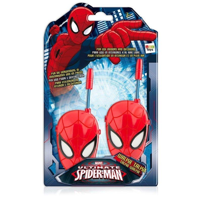 WALKIE TALKIE SPIDER-MAN FACE 2,4 GHZ