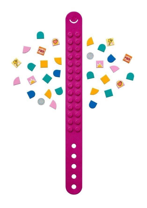 LEGO DOTS BRANSOLETKA MOCY 41919 6+