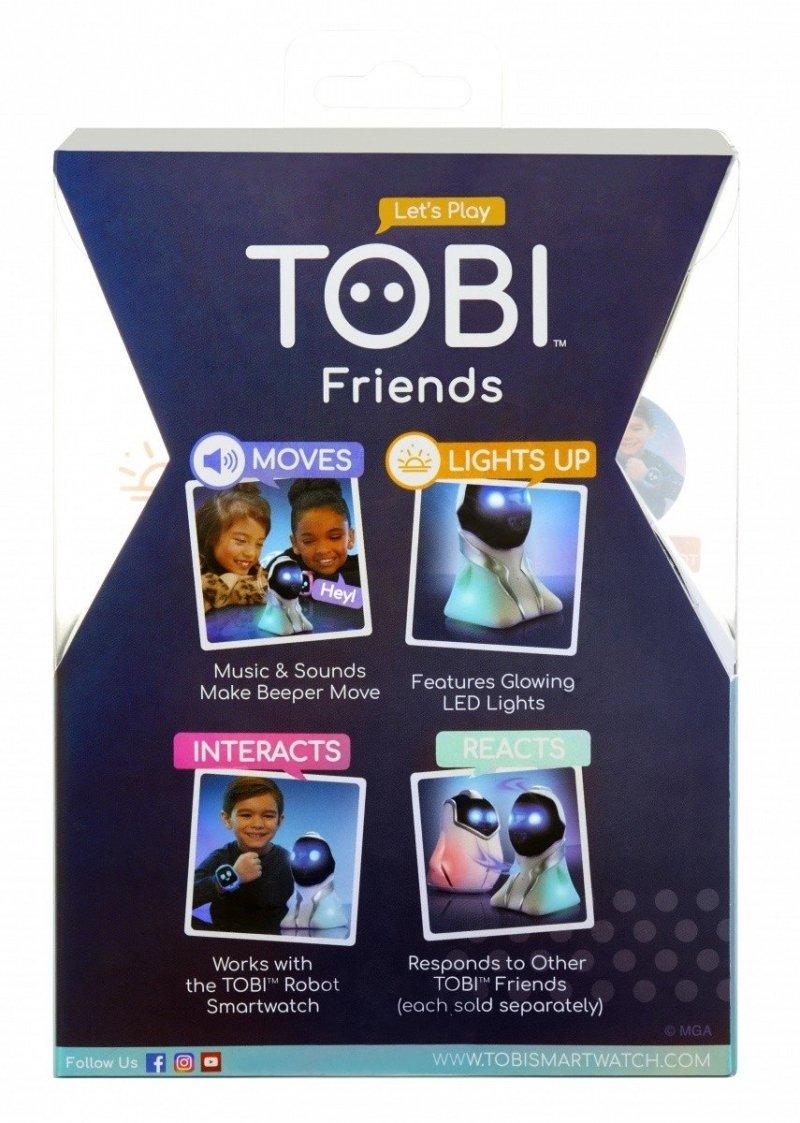 LITTLE TIKES TOBI FRIENDS ROBOT BEEPER 4+