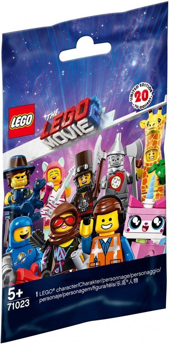 Lego Mini Figurka Lego Przygoda 2 71023 5 The Movie Lego