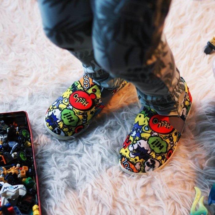 Outlet Buty dla dzieci z gumką STORY
