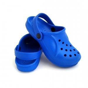 Klapki dla dzieci ultralekkie EVA BLUE